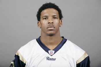 ST. LOUIS - 2009:  Justin King of the St. Louis Rams poses for his 2009 NFL headshot at photo day in St. Louis, Missouri.  (Photo by NFL Photos)