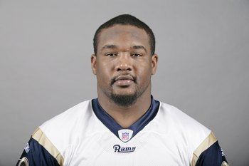 ST. LOUIS - 2009:  Clifton Ryan of the St. Louis Rams poses for his 2009 NFL headshot at photo day in St. Louis, Missouri.  (Photo by NFL Photos)
