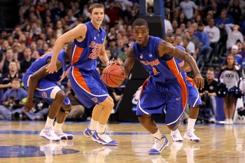 Chandler Parsons and Kenny Boynton look to get the Gators back to the Final Four