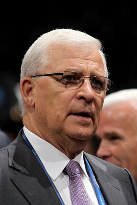 LOS ANGELES, CA - JUNE 25:  General Manager of the Ottawa Senators Bryan Murray attends the 2010 NHL Entry Draft at Staples Center on June 25, 2010 in Los Angeles, California.  (Photo by Bruce Bennett/Getty Images)