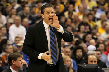 John Calipari has another top recruiting class, but no carryover from last year