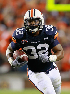 Auburn H-Back Eric Smith