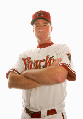 TUCSON, AZ - FEBRUARY 27:  Bob Melvin of the Arizona Diamondbacks poses for a portrait during Arizona Diamondbacks Photo Day at Tucson Electric Park on February 27, 2007 in Tucson, Arizona.  (Photo by: Jeff Gross/Getty Images)