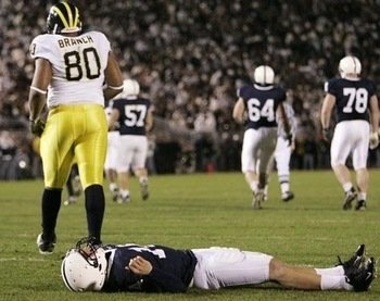 Will Michigan flatten PSU in Happy Valley again?