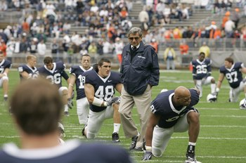 Joe Paterno: Greatest Coach of All Time?