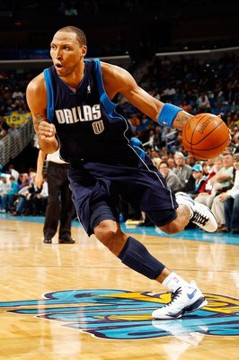 NEW ORLEANS - MARCH 22:  Shawn Marion #0 of the Dallas Mavericks drives the ball during the game against the New Orleans Hornets at the New Orleans Arena on March 22, 2010 in New Orleans, Louisiana.  NOTE TO USER: User expressly acknowledges and agrees th