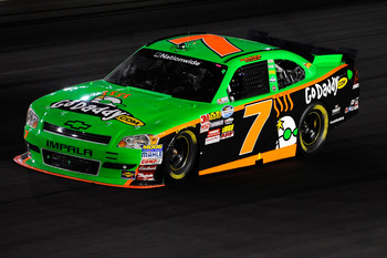 Danica Patrick may have to make a decision about her career path in 2011.