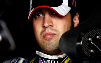 Sam Hornish Jr. is another open wheel star who cold be taking a look at his stock car adventure.