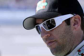 Elliott Sadler will be dealing with uncertainty as 2011 approaches.