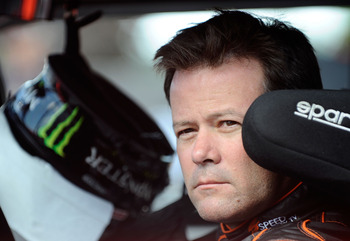 Robby Gordon is pinning his sponsorship future to his personal energy drink.