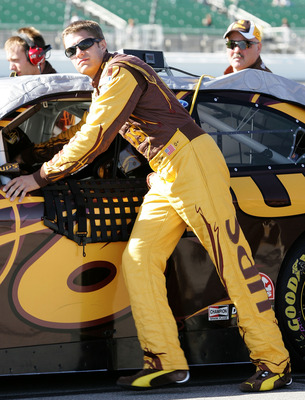 David Ragan is set for 2011, but the future isn't quite as secure.
