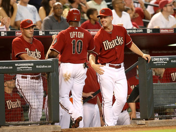 The youthful Diamondbacks are a season or two away from converting their young talent into success