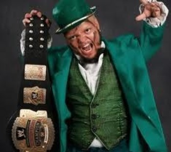 Hornswoggle is a staple of WWE's PG era.