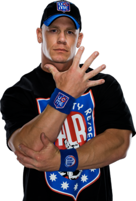 John Cena's Shtick is wearing really thin.