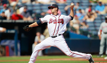 Rookie Mike MInor Improved his Stock in 2010
