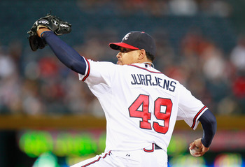 Jurrjens Still has a Bright Future with the Braves Even After a Down 2010