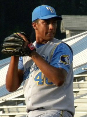 Delgado Had a Breakout Season in 2010