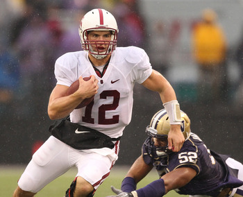 Andrew Luck - A Rising Star At Stanford