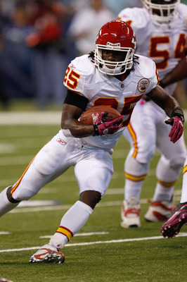Chiefs Running Back Jamaal Charles