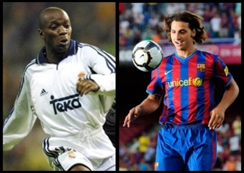 For different reasons, this are the worst transfers in the history of Madrid and Barcelona respectively