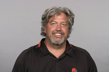 CLEVELAND - 2009:  Rob Ryan of the Cleveland Browns poses for his 2009 NFL headshot at photo day in Cleveland, Ohio. (Photo by NFL Photos)