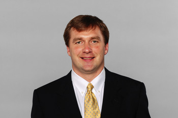 MIAMI - 2006:  Kirby Smart of the Miami Dolphins poses for his 2006 NFL headshot at photo day in Miami, Florida. (Photo by Getty Images)