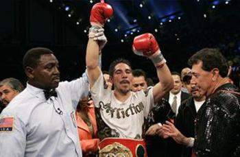 Upset? Will Margarito's ferocious body attacks be the key to victory?