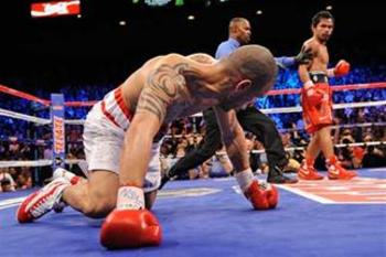 Will Antonio suffer the same fate as Cotto?