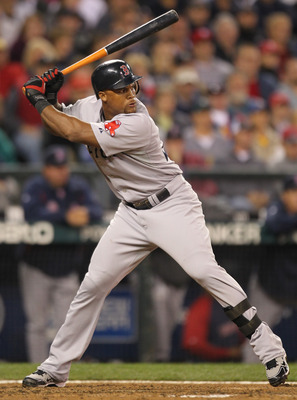 SEATTLE - SEPTEMBER 13:  Adrian Beltre #29 of the Boston Red Sox bats against the Seattle Mariners at Safeco Field on September 13, 2010 in Seattle, Washington. (Photo by Otto Greule Jr/Getty Images)