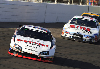 Keselowski dominated in his second visit to Gateway and NASCAR's last race on the short track.