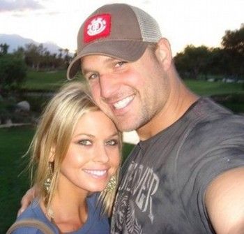wife amanda carraway linebacker monty beisel has 191 tackles in a 10
