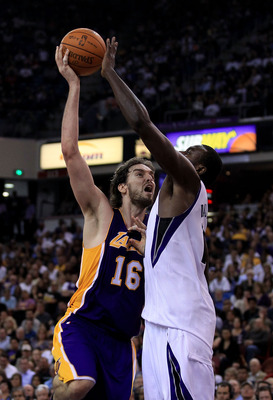 Dalembert will be key to the Kings improved defensive presence