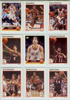 Miami Heat Trading Cards