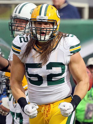 Packer's standout Clay Matthews, picked through a trade 26th overall in the 2009  draft.