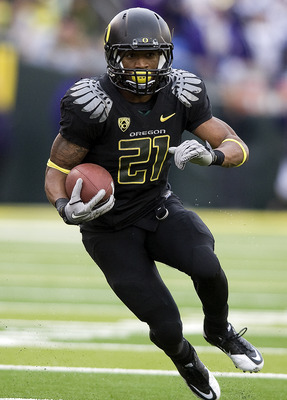 LaMichael James -- Hotter Than a Two Dollar Pistol!