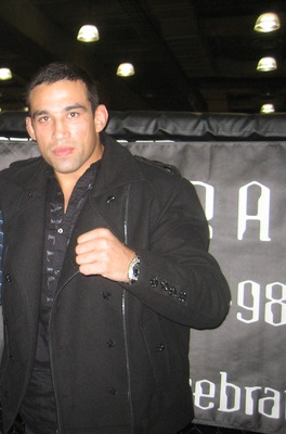 Legend Killer - Strikeforce Heavyweight - Fabricio Werdum