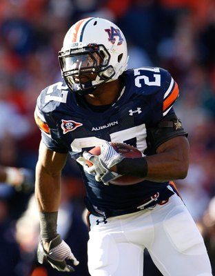 Fannin sits among the career leaders in rushing and receiving at Auburn.