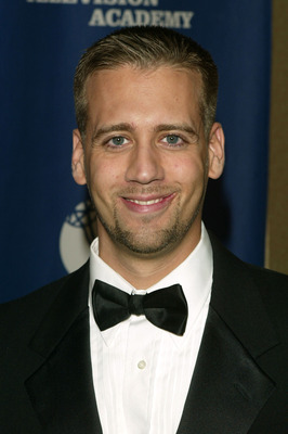 NEW YORK - APRIL 19:  Sports announcer Max Kellerman attends the 25th Annual Sports Emmy Awards April 19, 2004 in New York City.  (Photo by Peter Kramer/Getty Images)