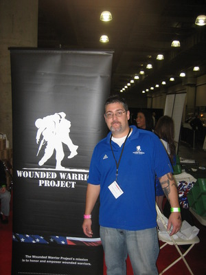 Wounded Warrior Project Manager - Tony Ntellas