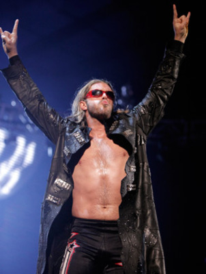"""The Ultimate Opportunist,"" Edge, photo copyright to WWE.com"