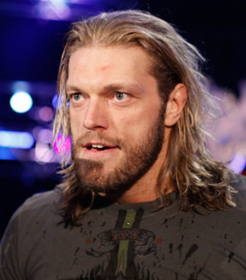 Edge, photo copyright to WWE.com