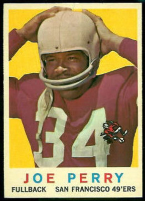 80_joe_perry_football_card_display_image