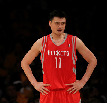 The Bulls will catch a break with Yao Ming out for Tuesday night's game in Houston.