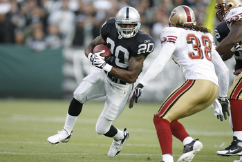 Darren McFadden plans his next move