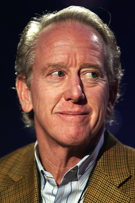 FT. LAUDERDALE, FL - FEBRUARY 03:  New Orleans Saints legend Archie Manning answers questions during the Madden Most Valuable Protectors Award Press Conference on February 3, 2010 at the Ft. Lauderdale Convention Center in Ft. Lauderdale, Florida. Manning