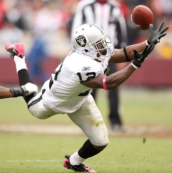 Jacoby Ford has another chance to come up big for Oakland.