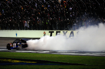 Winning Texas could be the difference for Denny Hamlin and company.