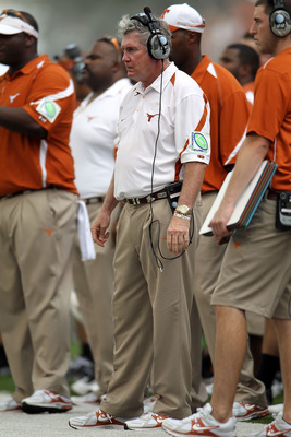 Mack Brown will have some questions to answer at season's end