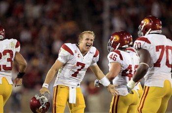 USC Athletes including QB Matt Barkley