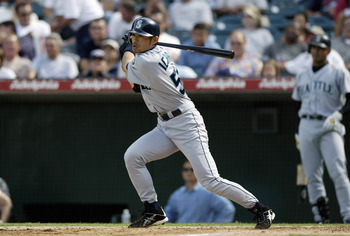 Seattle Mariners 10-time All-Star Ichiro Suzuki, whose only playoff appearance was in his rookie campaign in 2001, when the Mariners won an American League record 116 games